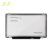 14.0 EDP connector Notebook Screen Replacement B140XTN03.3 LCD Display For Dell Latitude E7440 Lenovo U430P
