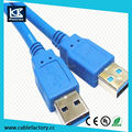 SZKUNCAN USB 3.0 High-Speed A/A Male To Male Extension Cable Line Wire 1M 3FT