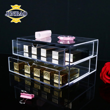 JINBAO factory customized acrylic box clear acrylic display