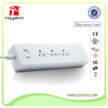 Factory direct new arrival Toyeinn 3 usb port multi-function lan adapter