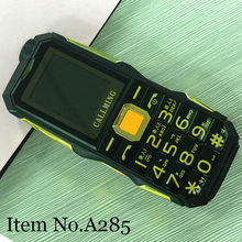 China Factory Senior Feature Mobile Phone Rugged Waterproof Cell Phone