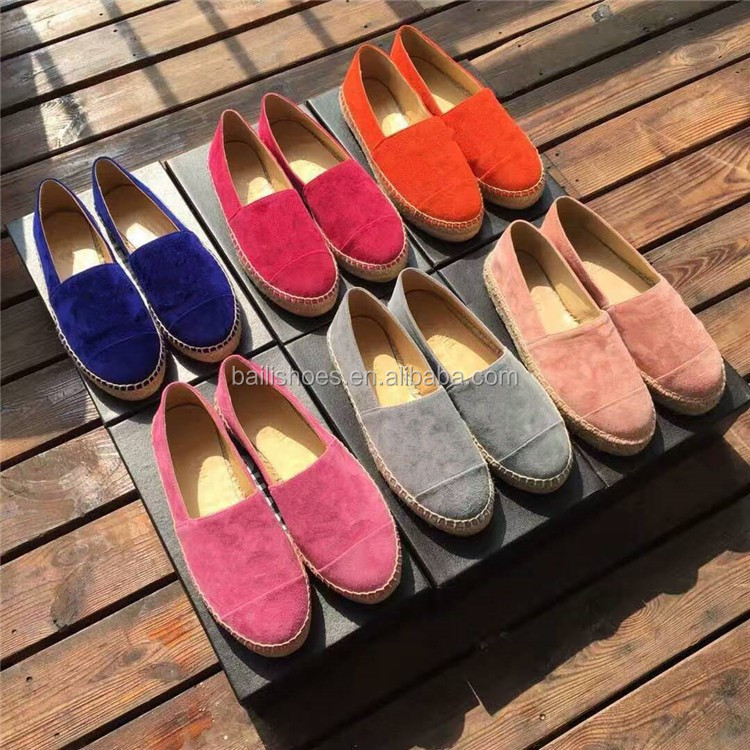 New style fashion flat relaxation girl's shoes and women's shoes