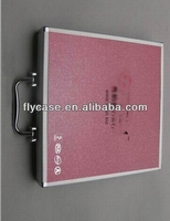 2015 by high end/novelty design aluminum display case with foam