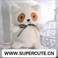 Christmas 2014 new hot items gifts for child raccoon shaped blanket