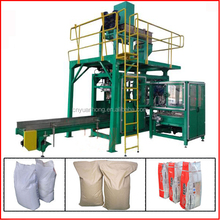 vannamei pigeon buffalo feed packing machine for 25kg to 50kg bags