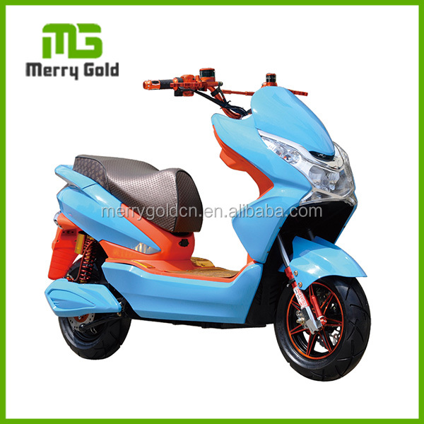 1000W adult luxury electric motorbike with long distance