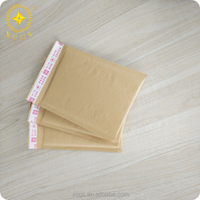 Brown kraft air bubble padded mailer craft bubble expanded paper envelope
