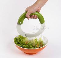 New Products 2016 Alibaba China Salad Shears Lettuce Chopper Manual Vegetable Cutter