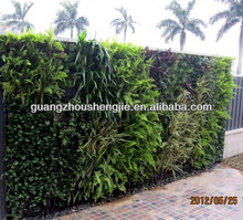 artificial plant wall outdoor decoration