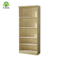 High Quality Solid Wood China Living Room Wood Cabinet Almirah Furniture