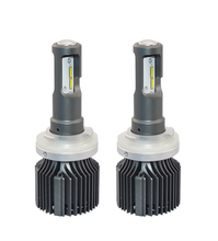 Manufacturer auto parts led headlight 4200 lumens car led headlight,led light car headlight H4 H15 led car head lamp