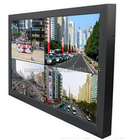 32 inch professional split screen cctv monitor with HDMI for surveillance