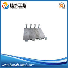 High Quality Aluminum Hull Anode