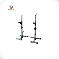Gym body building machine Squat Rack Professional use Fitness Equipment