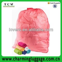 washing powder packaging bag/mesh laundry bag