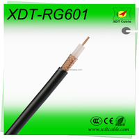vga convertidor de rg6u coaxial cable messenger wire, copper rg6 cctv cable