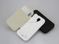 3200mAh stand power bank battery case for Samsung Galaxy S4 i9500