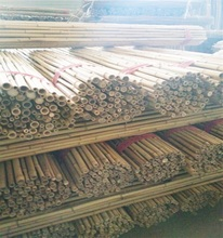 HOT ! HL -C204 Cheap Bamboo Fencing Natural Roll Factory
