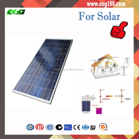 Hot Sale with Lowest Price 100W Poly Solar Panel Mainly Used for Solar ,Off-grid Solar Power System