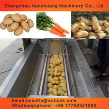 brush model potato washing machine mashed potato machine
