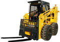 skid steer forklift WITH CE AND EPA AND GOST CERTIFICATE