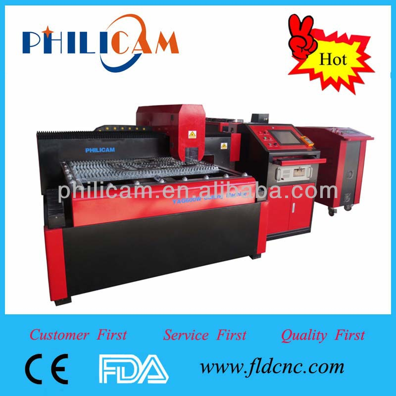 professional laser cutter for stainless steel/carbon steel/iron/other metals