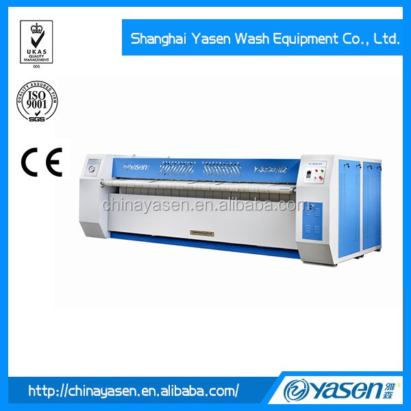 YASEN Y-3000IZ Automatic industrial ironing machine for sale