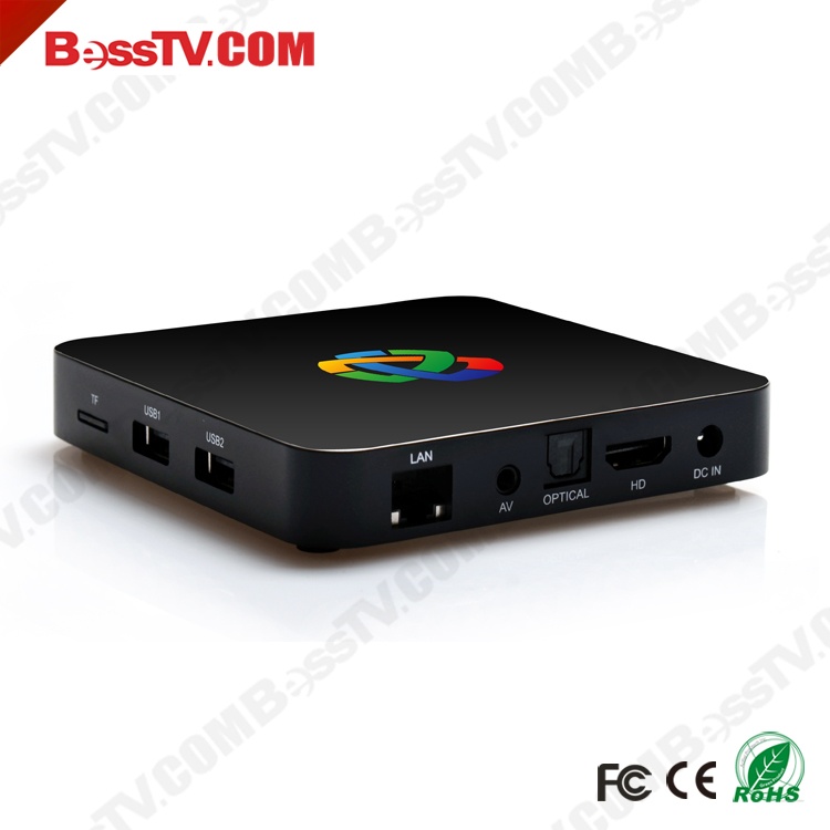 Best selling products S905 arabic iptv box google android 5.1 internet quad core 4K cheap best smart tv box