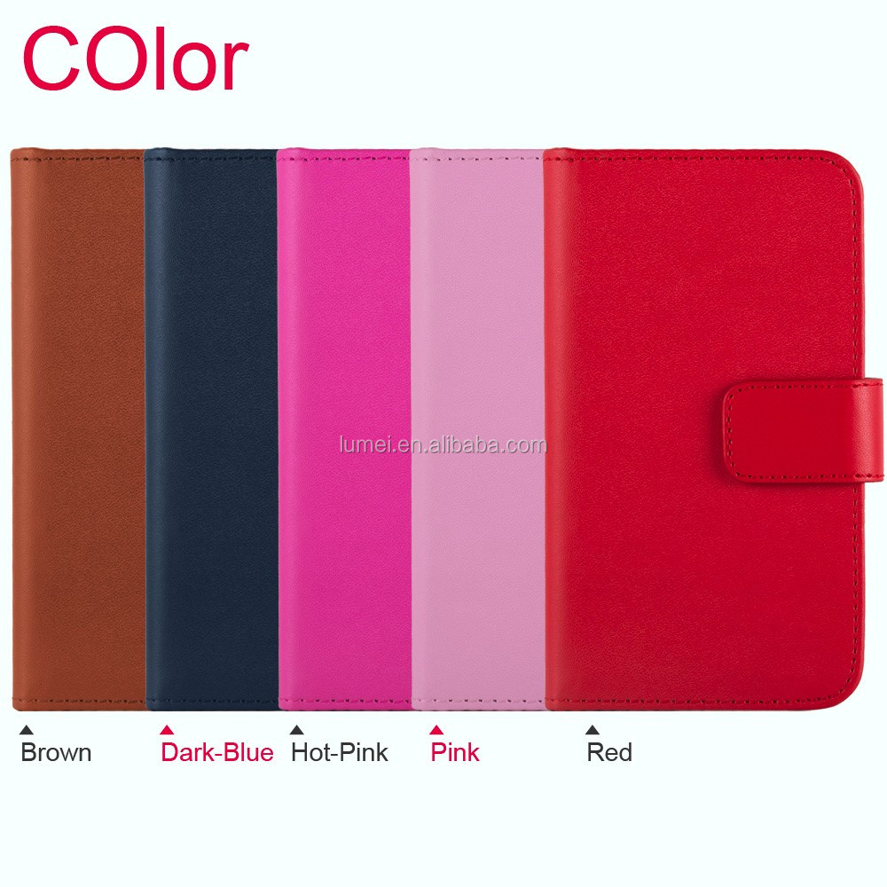 For HUAWEI Honor 8 Flip leather case, Stand leather wallet case forHonor 8, for Honor 8 mobile phone