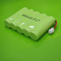 NiMH 6.0v Rechargeable Battery Pack