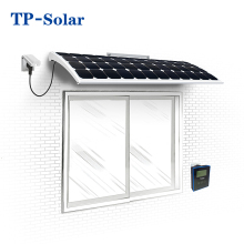 Hot Sale Solar Energy System Smart Home Solar Roof panel wholesale 120W 145W 170W monocrystalline solar panel