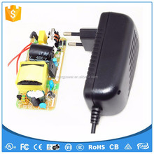 wall plug AC/DC 9v 2a adapter charger