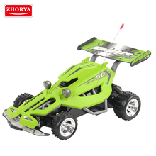 Zhorya small plastic electric rc racing car for children