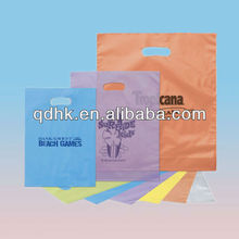 plastic packaging bags for garment plastic bag hole punch plastic gift bag shopping