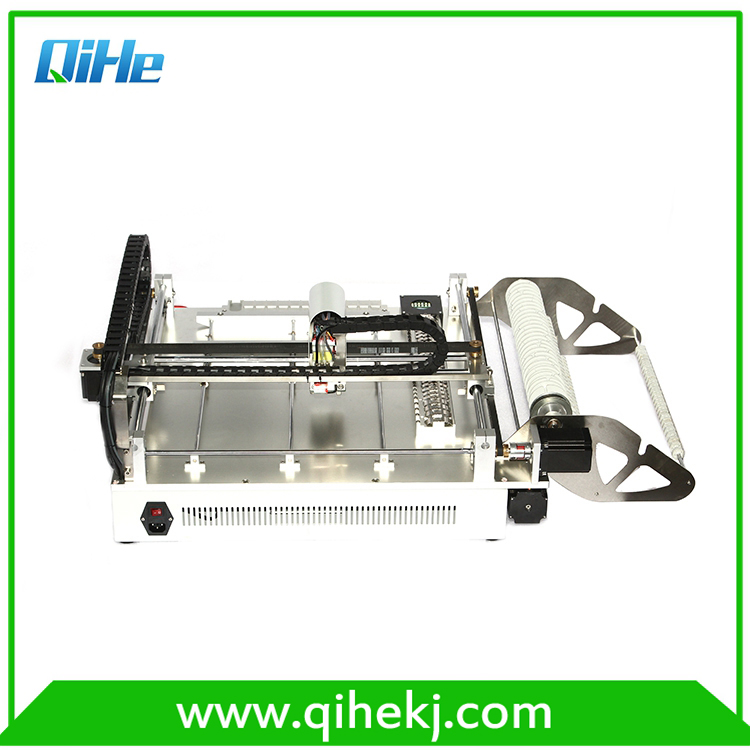 Small SMT Machines Pcb Assembly Small SMT Pick and Place Machine With Camera