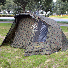 CUCKOO design double layers inflatable bivvy carp for fishing , hunting , camping