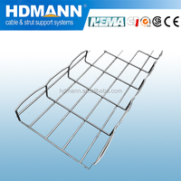 Electrical Galvanized Wire Mesh Cable Tray Supplier