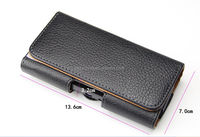 Durable Leather Case Pouch Holster Belt Clip/Belt Loop for iPhone 5 5G