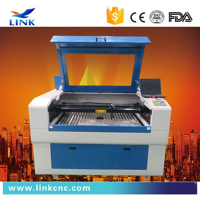 Die Cutting Laser Engraving Cutting Machine/CO2 Laser/Laser Engraving and Cutting Machine LXJ9060
