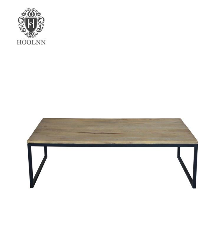 French Industrial Furniture Coffee Table HL165