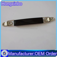 Hongxinbo bulk cheap Black plastic handle for paper packing box jewelry boxes