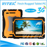 Newest Quad core IPS rugged t70 waterproof 7 inch rugged tablet