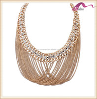 New Arrival Crystal Europe The United States Exaggerat Pendant Necklace Chain Necklace on Party