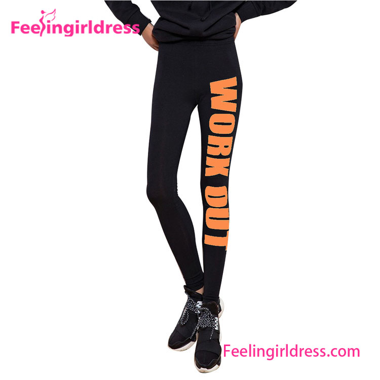Sportswear Girls Wearing Tight Custom Made Yoga Pants Wholesale