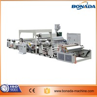 Top Quality Coffee Cup Paper PE Extrusion Coating Lamination Machine