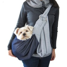 ZYZ reversiable pet sling carrier lovable dog carrier