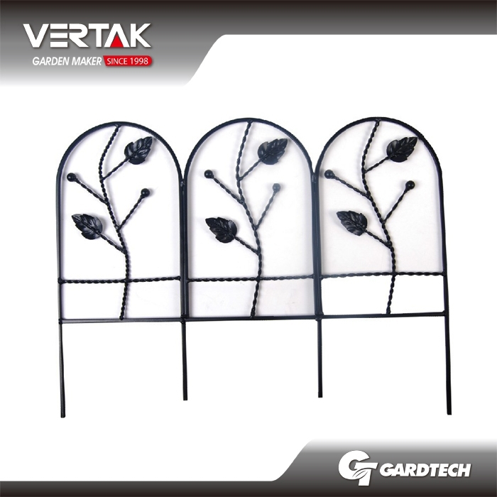 Supermarket DIY supplier promotion iron fence