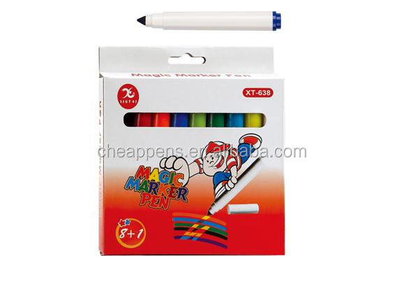 shrinkable film marker pen