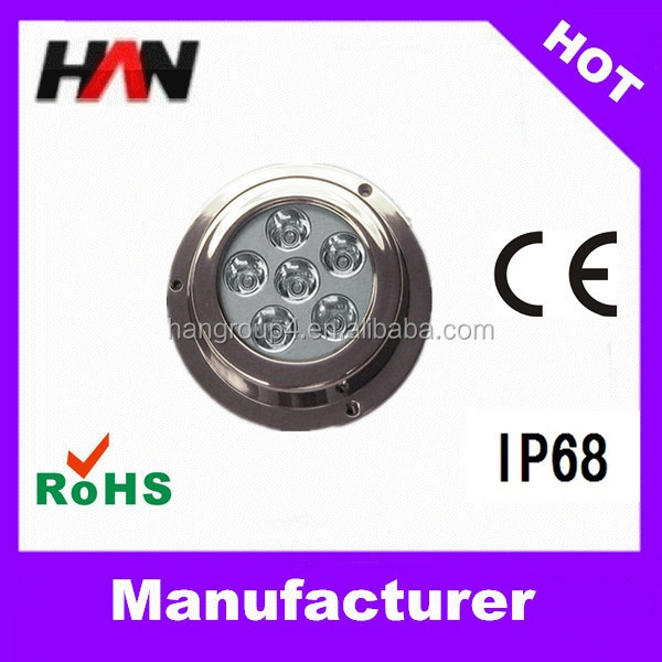 Manufacturer <strong>price</strong> 18W led mini light underwater