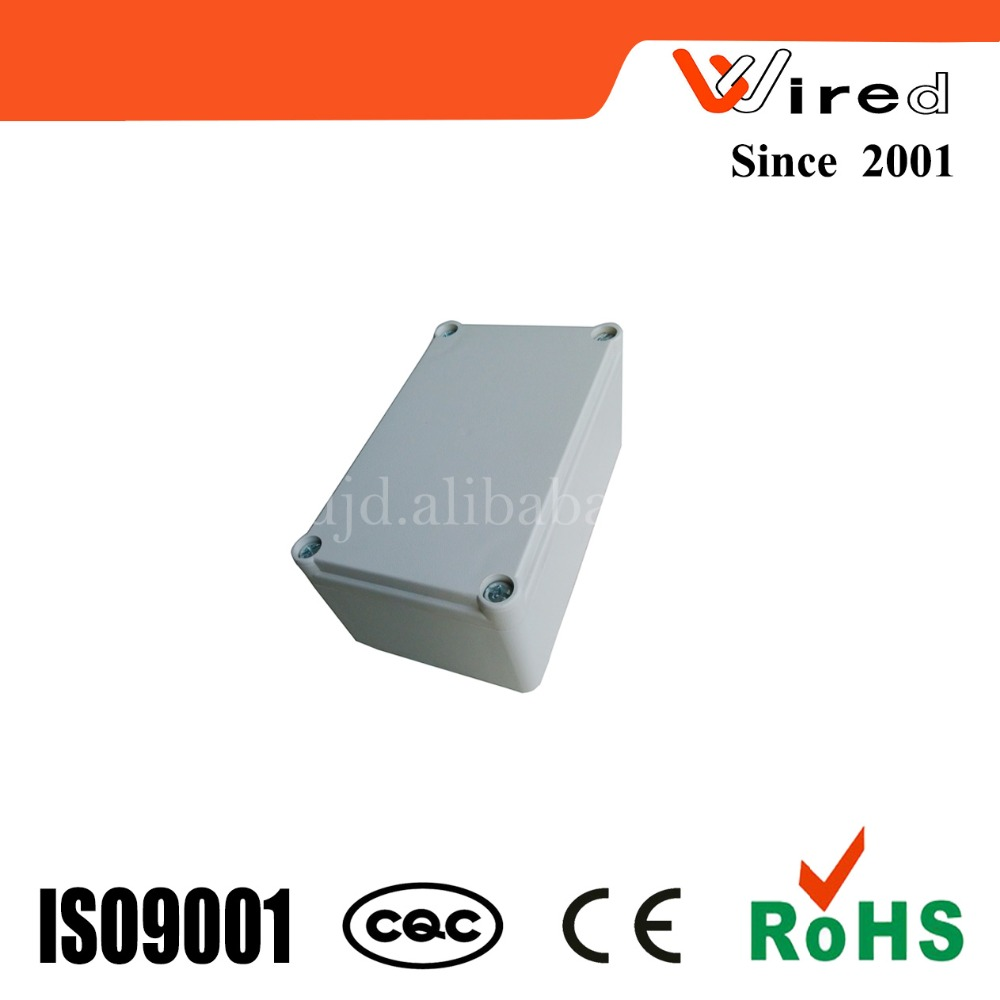IP 66 <strong>Electrical</strong> Enclosure Junction Box Plastic Waterproof Box PC/ABS 120x80x60mm